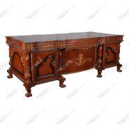 میز مدیریت کلاسیک شاهی