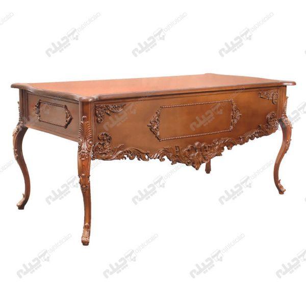 میز مدیریت کلاسیک شل