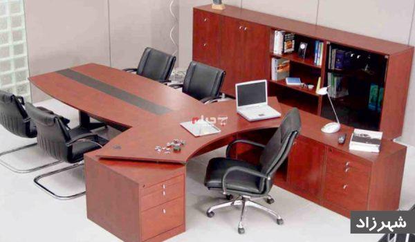 میز مدیریت شهرزاد