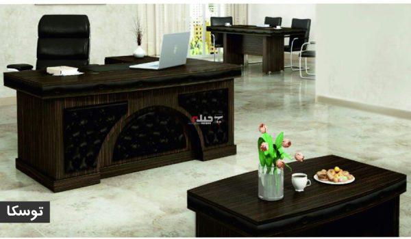 میز مدیریت توسکا